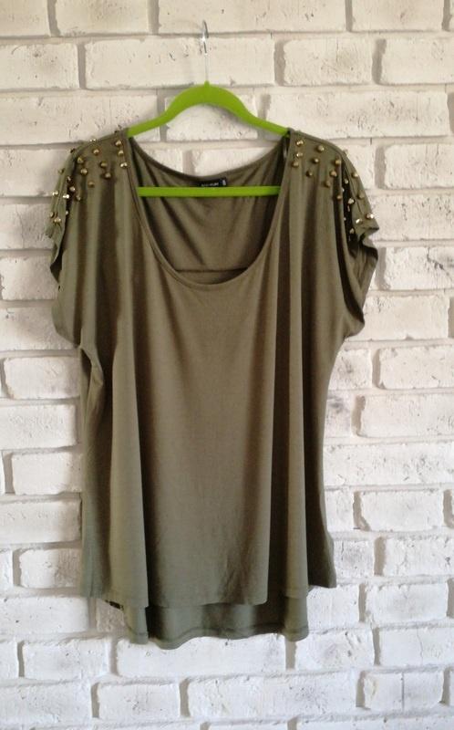 Dłuższa bluzka Bodyflirt 48 50