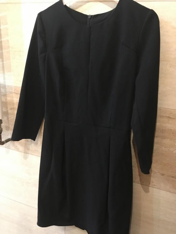 czarna sukienka elegancka nife 36 S...