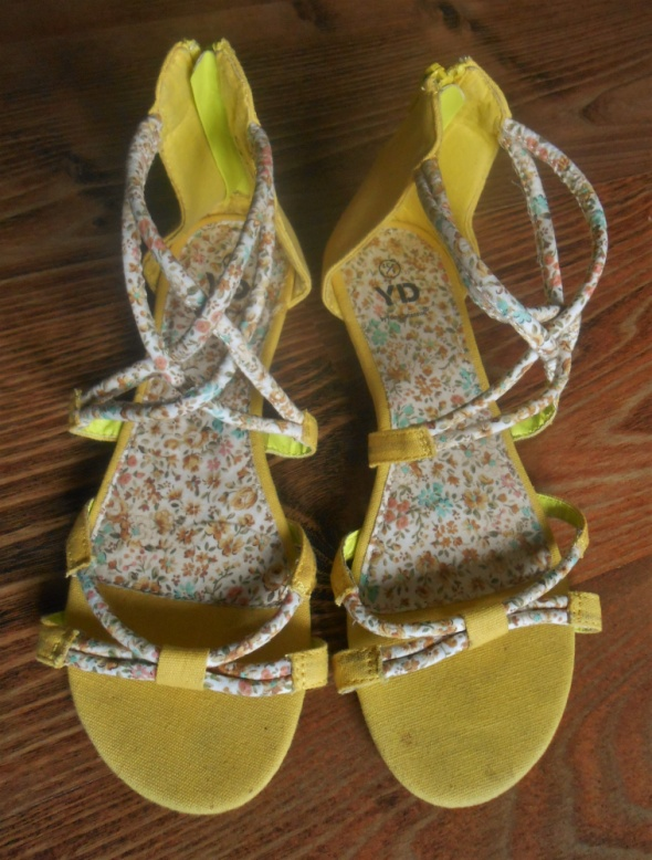 Sandały Sandałki 37