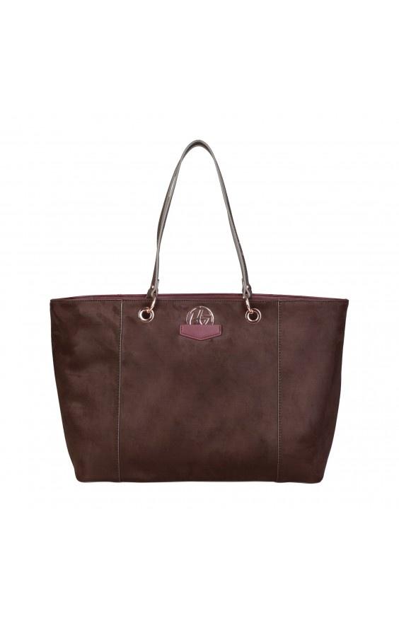 Torba Shopper Bag Blu Byblos HILLARY TMORO