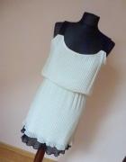 sukienka plisowana 38