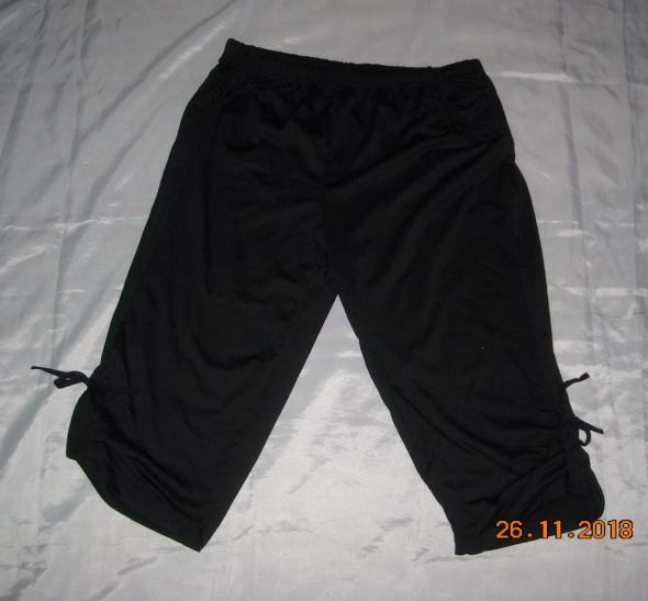 Spodnie dresowe krótkie spodenki spodnie sportowe rybaczki 38 42 44