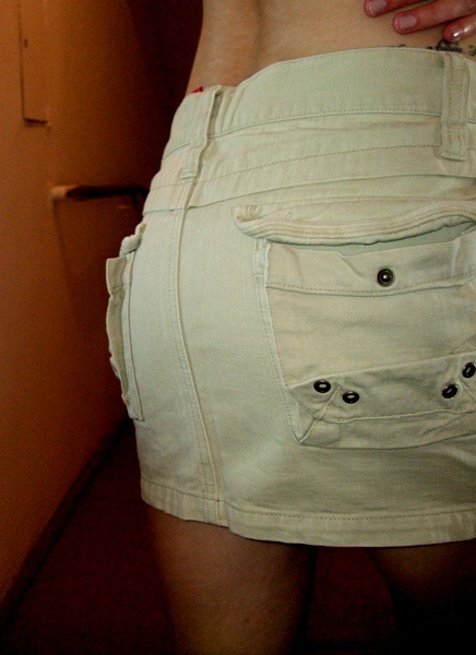 Spódnice Mini spódniczka