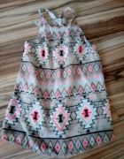 Nowa bluzka aztec kokardka