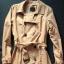 Elegancki płaszcz w kolorze kamel Vero Moda