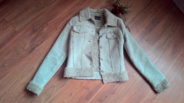 Odzież wierzchnia Krótka kurteczka kożuszek Only