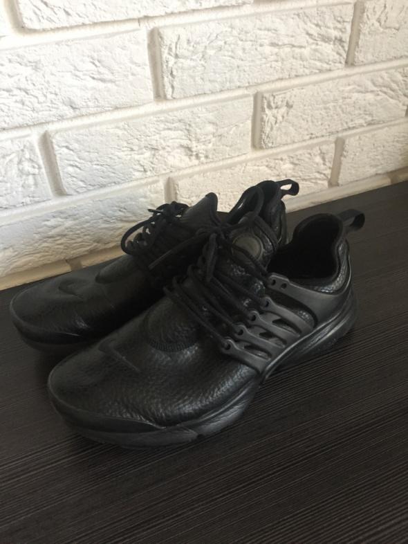 Nike Presto Czarne Skórzane...