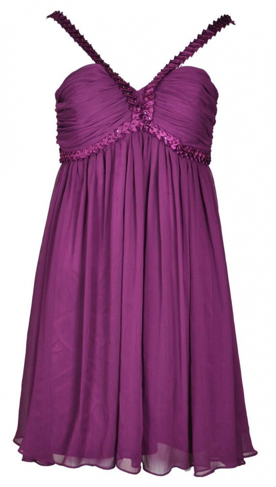 Suknie i sukienki rozkloszowana suknia new look
