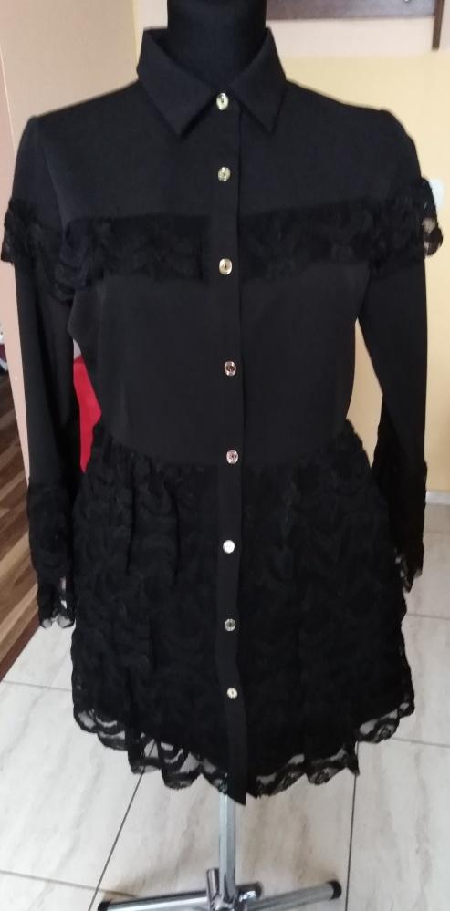 Sukienka koronkowa 36