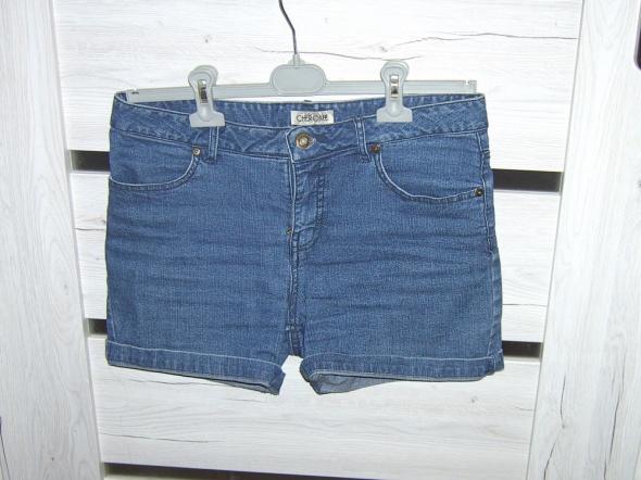 spodenki jeansowe cherokee M L...