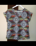 Aztecka bluzka koszulka Atmosphere S M 36 38