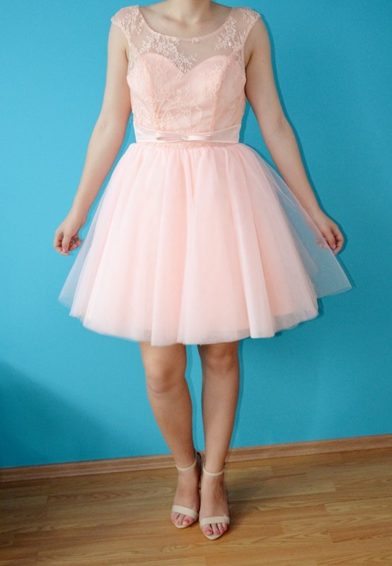 Sukienka tiulowa księżniczka