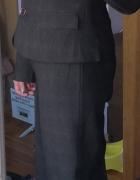 Garnitur kostium garsonka 3 elementy 40 L spódnica spodnie żaki...