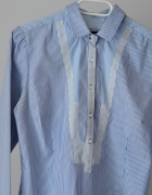 Elegancka taliowana koszula Zara