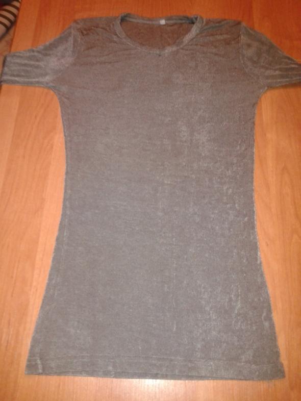 Srebrna bluzka
