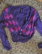 Sweterek bolerko rozmiar S 36 New Yorker...