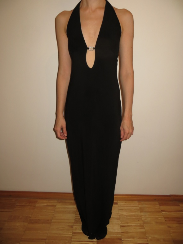 Sukienka wieczorowa xs