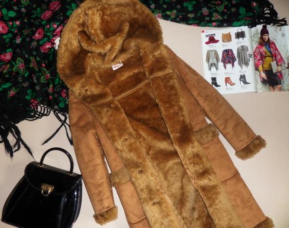 34 FOX kożuszek FUTERKO zimowy