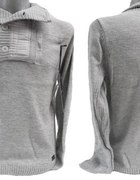 OKAZJA ciepły modny sweter męski M i L...