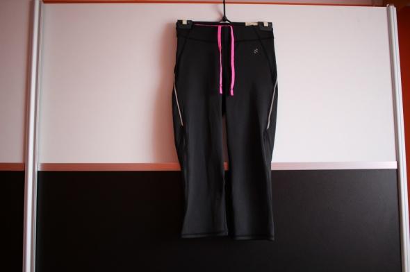 rybaczki legginsy spodnie h&m sport xs 34 bieganie...