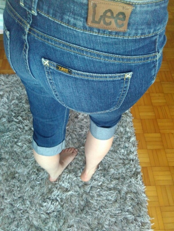 Lee spodnie jeansy S M 28 31...