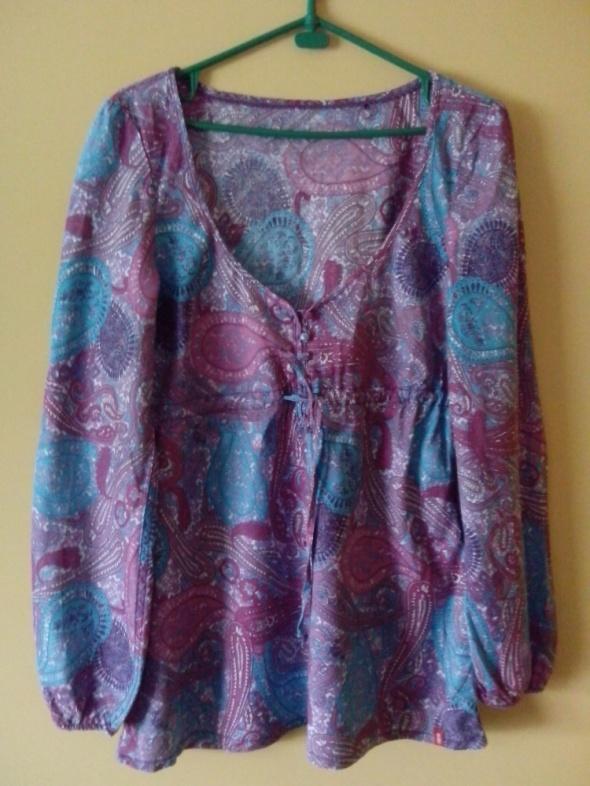 Bluzki kolorowa bluzeczka espirt S M