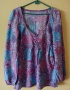 kolorowa bluzeczka espirt S M