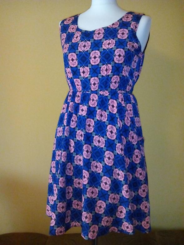Suknie i sukienki kolorowa sukienka max c london