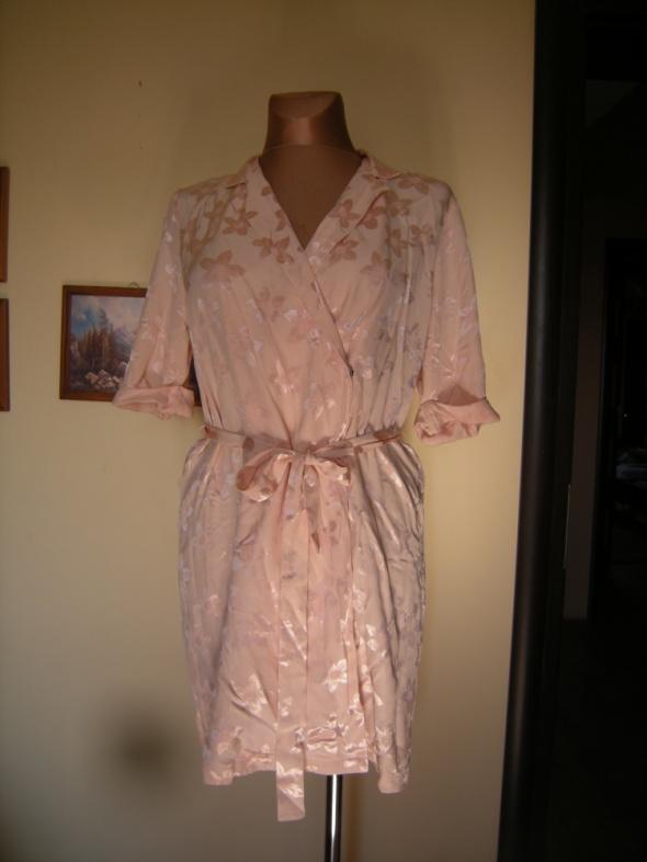 Zakietowa sukienka Topshop...