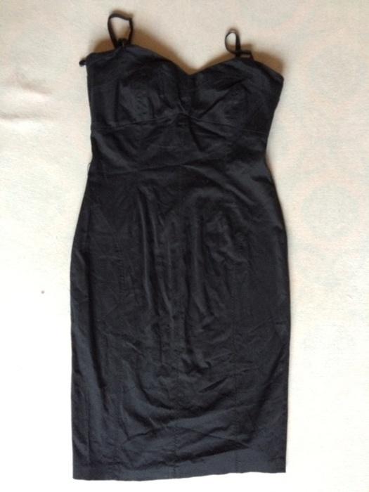 Czarna sukienka 40...