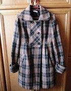 Dłuższy płaszcz PROMOD 38 M...