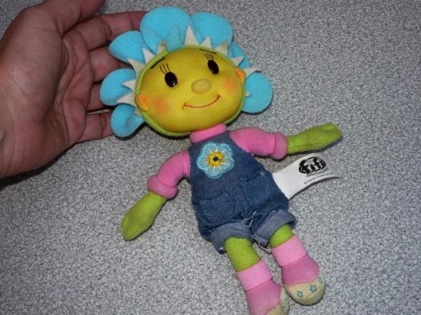 Zabawki FIFI NIEZAPOMINAJKA miękka maskotka malutka śliczn