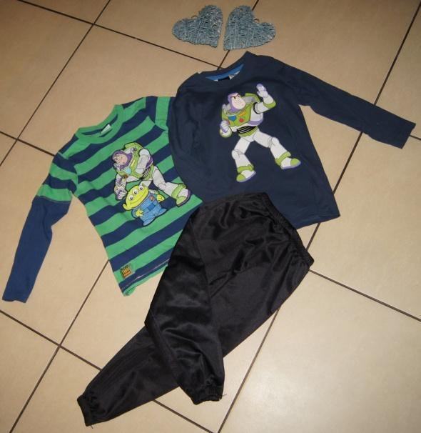 Komplety Zestaw chłopiec bluzki spodnie Toy Story Buzz 110