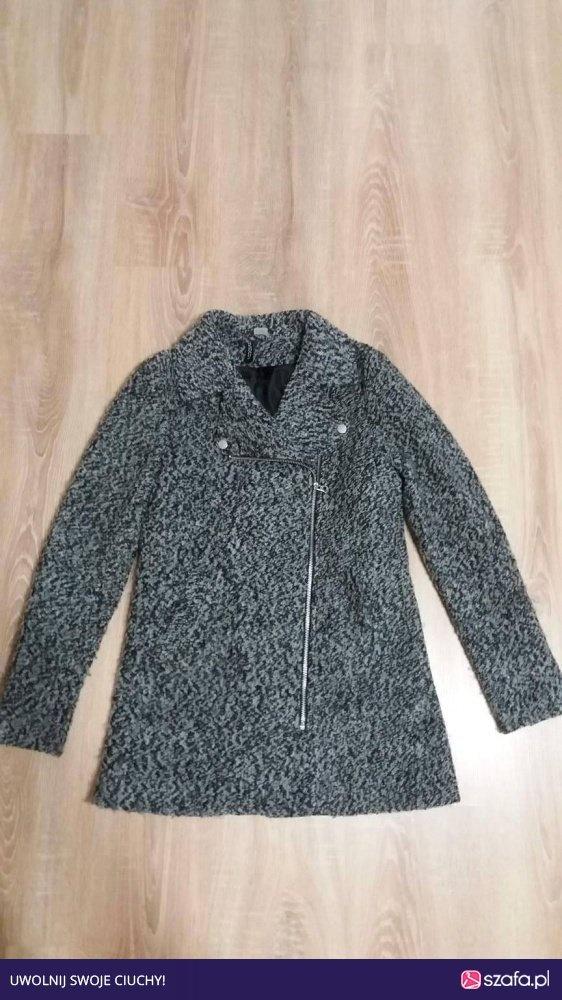 Płaszczyk kurtka L 40 na suwak H&M