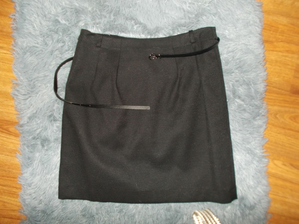 Czarna spódniczka Reservedtulipan