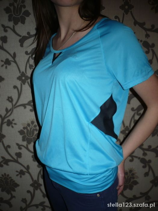 Bluzka fitness adidas