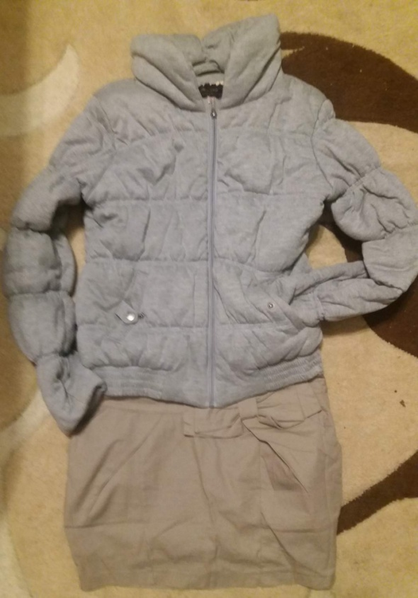 kurtka pikowana dres