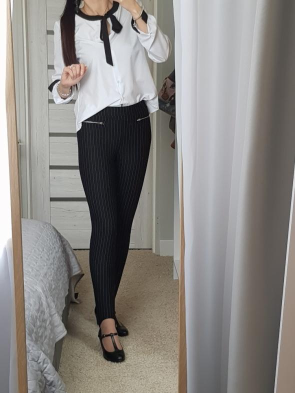 Eleganckie nowe spodnie r 38...