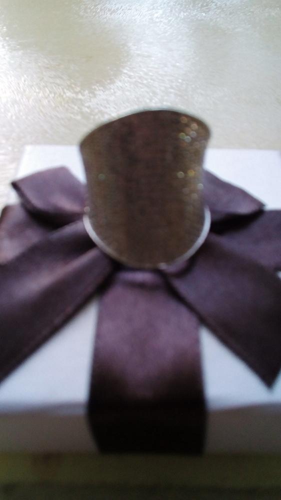 Pierścień srebro cyrkonie