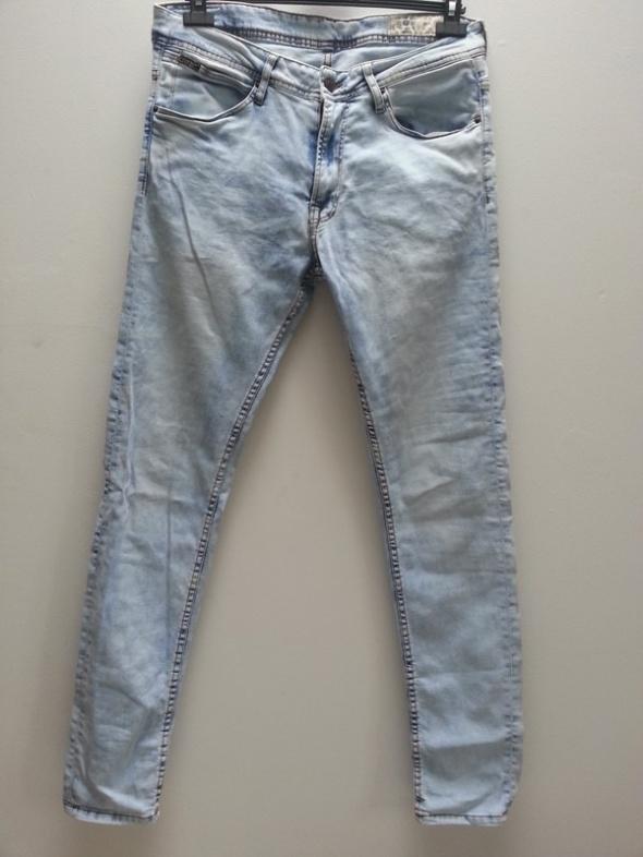 Spodnie jeansy Zara Man...