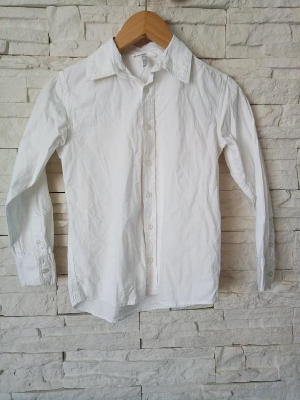 Biała Koszula 5 10 15