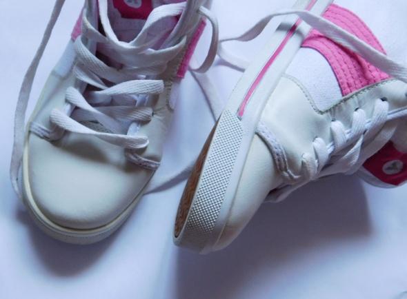 Airwalk trampki buty białe różowe 38