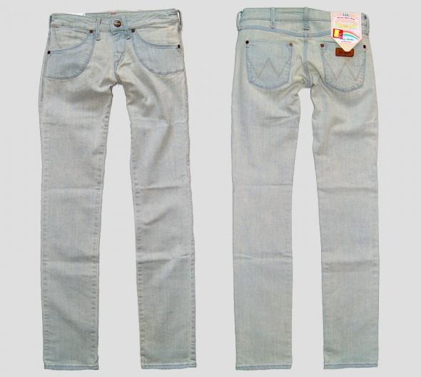 Spodnie damskie WRANGLER W28 L34 i W29 L34