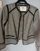kurtka Ramoneska Chanelka r 40 Pikowana L...
