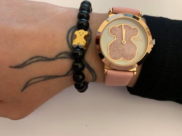 zegarek Tous różowy Miś