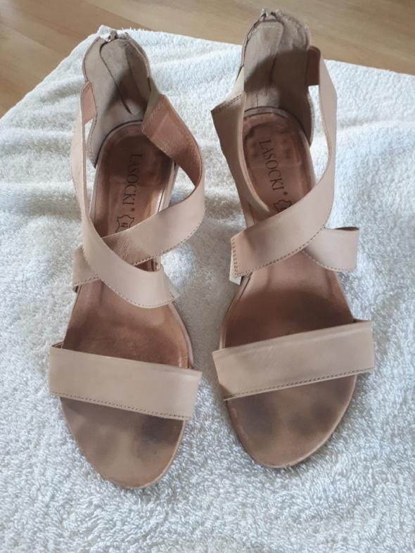 Lasocki sandały 38