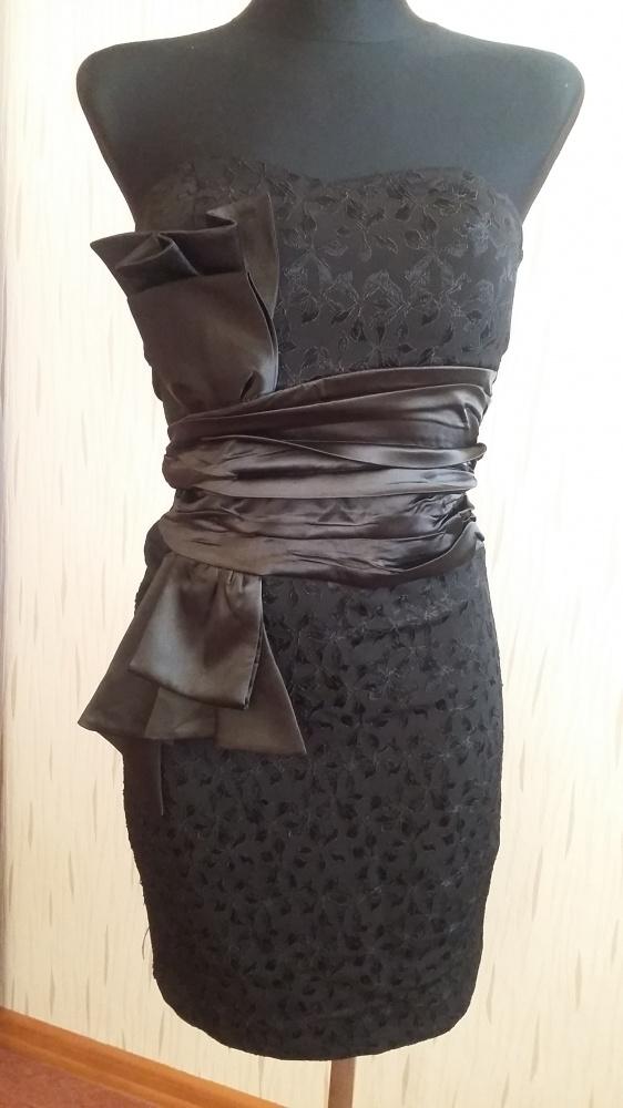 Ołówkowa sukienka w drobne kwiaty NOWA