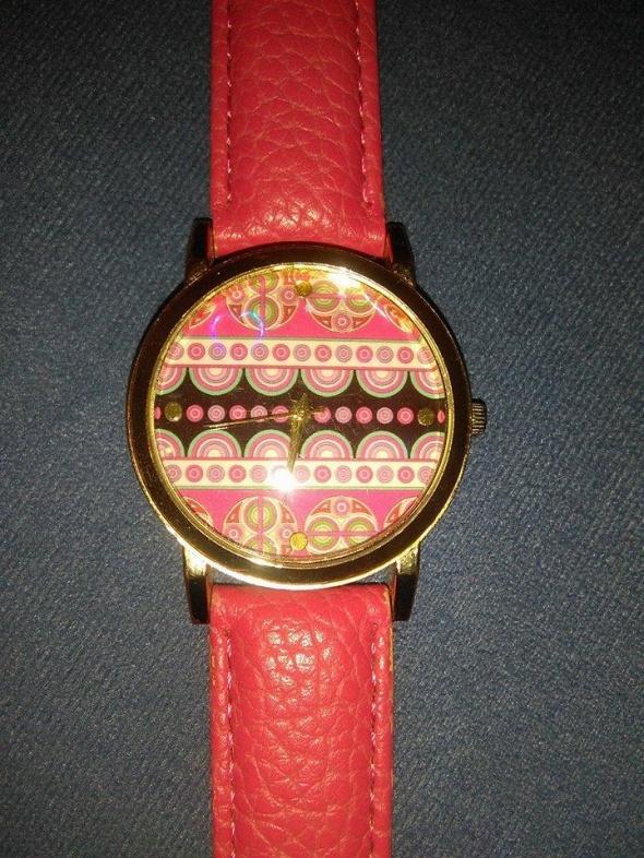 Zegarek wzorki
