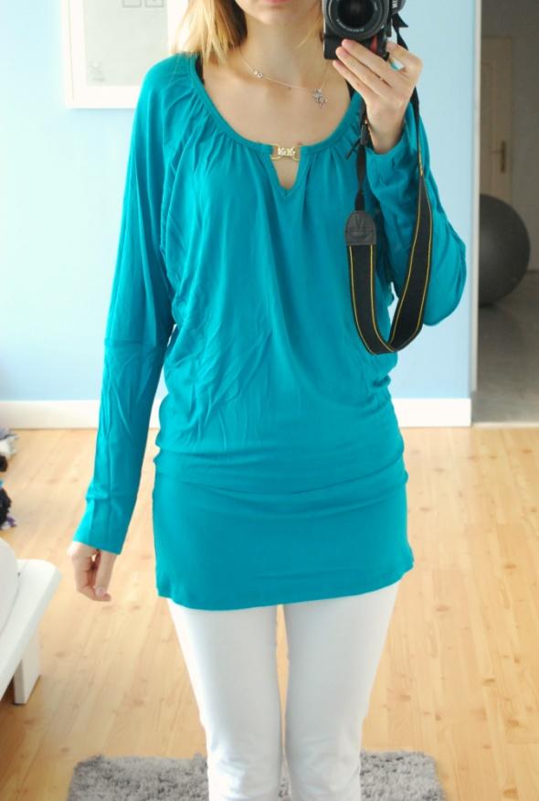 tunika sukienka ołówkowa bluzka