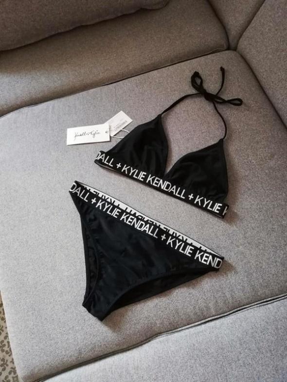 NOWY czarny strój kąpielowy forever 21 Kendall Kylie...